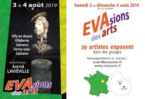EVAsions des arts 2019